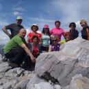 Na vrhu Stegovnika - prva ekipa