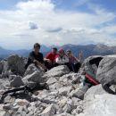 Na vrhu Stegovnika - druga ekipa
