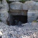 Rovi - bunkerji na Batognici.