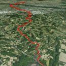 29,7 km in 373 m skupnega vzpona