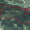 15,5km in 985 vzpona.