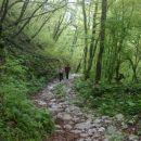 Pot na Kobariški Stol