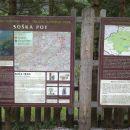 Informacjska točka za Soško pot