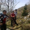 Pot proti Krasjemu vrhu