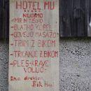 In še koriščenje hotelskih uslug?