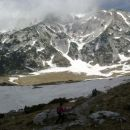 Pot iz Lučkega Dedca na planino Korošico