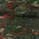 Od Ivarčkega jezera po grofovski poti-krog, 23km in 1105m vzpona.