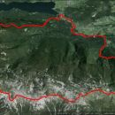 Start in cilj v Ribčevem lazu - 33.6km in 1815m vzpona