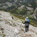 Pot iz Debelega vrha