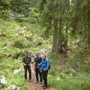 Pot proti planini Blato