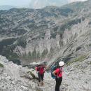 Pot proti Vrhu nad Škrbino