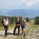 Pot proti Končnikovem vrhu