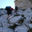 Plezalna pot čez Plemenice
