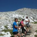 Pot na Begunjski vrh