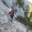 Plezalna pot na Stol