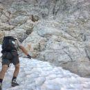 Vstop v Frischaufovo pot na Grintovec
