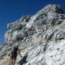Frischaufova pot na Grintovec