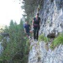 Pot proti koči Rifugio Corsi