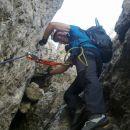 Plezalna pot Anita Goitan na Viš