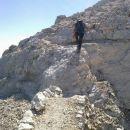 Pot na vrh Viša