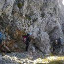 Plezalna pot na Kalški greben