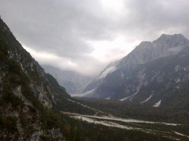 Pogled v dolino Tamar