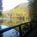Po poti okrog spodnjega Belopeškega jezera