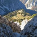 Pogled na planino Korošico