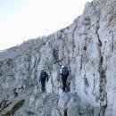 Plezalna pot na Veliki vrh