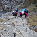 Plezalni del po klinih