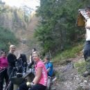 Počitek po plezalnemu delu