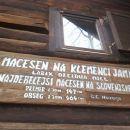 Podatki o najdebelejšem macesnu na Slovenskem