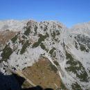 Pogled na Mali Draški vrh