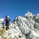Pot na Mali Draški vrh