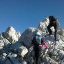 Pot na vzhodni vrh