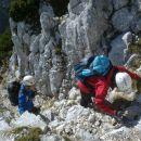 Spust iz Malega Draškega vrha