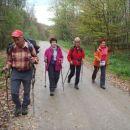 Nadaljevanje po markirani poti M.Sobota - Selo.
