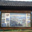 Informativna tabla pri Turistični kmetiji Gonte