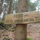 Bi bilo lepo, če bi se tega zavedali vsi planinci.