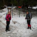 Izhodišče pri Ivarčkem jezeru