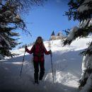 Pot nazaj v dolino