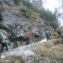 Pot proti jami