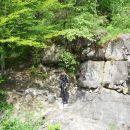 Nadaljnja pot od reke Soče