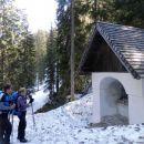Romarska pot s kapelicami