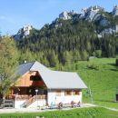 Dom na Zelenici (1536m)