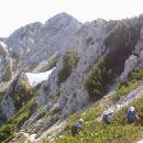 Pot na Begunjščico