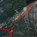 1650m vzpona in 17,2km.
