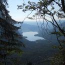Razgledna točka na Bohinjsko jezero