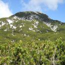 Razgled s poti na Veliki vrh