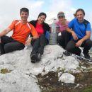 Veliki vrh - Veža (2114m)